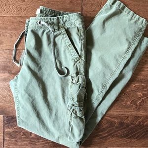 J. Crew chino city fit cargo pants